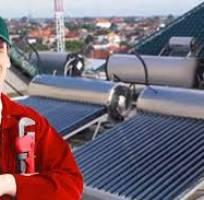 Sửa chữa áy nước nóng năng lượng mặt trời quận 12
