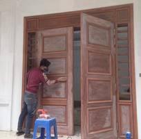 3 Nhận Sơn pu làm mới đồ gỗ tại nhà