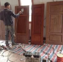 4 Nhận Sơn pu làm mới đồ gỗ tại nhà