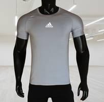 8 Bán áo thun thể thao, áo thun lạnh nam logo Adidas