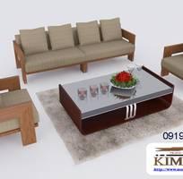 7 Sofa gỗ phòng khách. Sofa gỗ giá rẻ Vũng Tàu, Nha Trang