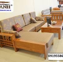 14 Sofa gỗ phòng khách. Sofa gỗ giá rẻ Vũng Tàu, Nha Trang
