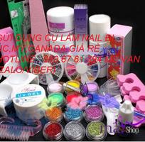 Nhận gửi dụng cụ làm nail đi Mỹ, Úc, Canada,Malaysia , Singapore giá rẻ