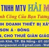 Mua bán và cho thuê giàn giáo tại Đà Nẵng