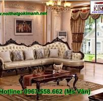 15 Sofa cổ điển   bán bàn ghế tân cổ điển phong cách châu âu cực đẹp