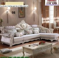 16 Sofa cổ điển   bán bàn ghế tân cổ điển phong cách châu âu cực đẹp