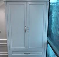 Tủ Quần Áo hàng trắng gỗ an cường