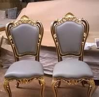 13 10 mẫu bàn ghế ăn tân cổ điển đẹp cho phòng ăn cao cấp, sang trọng phong cách châu âu