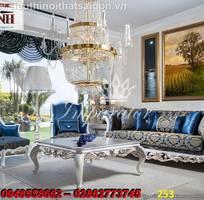 5 Bật mí cách chọn bộ sofa phòng khách tân cổ điển cao cấp, chất lượng - Nội thất Kim Anh