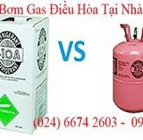 1 Nạp gas điều hòa tại nhà