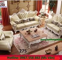 3 Sofa tân cổ điển   bàn ghế 100 gỗ tự nhiên châu âu cao cấp chất lượng