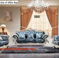 7 Sofa tân cổ điển   bàn ghế 100 gỗ tự nhiên châu âu cao cấp chất lượng