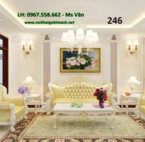 11 Sofa tân cổ điển   bàn ghế 100 gỗ tự nhiên châu âu cao cấp chất lượng