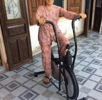 Xe đạp tập thể dục tại gia đình dành cho người giảm cân - người cao tuổi - người phục hồi