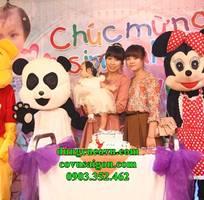 Cho thuê trang phục mascot, trang phục thú bông, trang phục hóa trang, linh vật