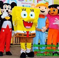 1 Cho thuê trang phục mascot, trang phục thú bông, trang phục hóa trang, linh vật