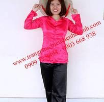 1 Trang phục bà ba xinh lung linh