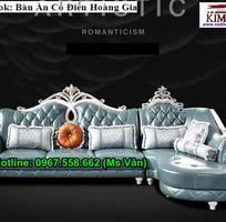 4 Bàn Ghế Sofa Góc Phong Cách Gỗ Cổ Điển Đẹp Đẳng Cấp