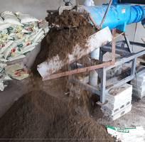 Máy ép tách phân xử lý chất thải chăn nuôi heo bò