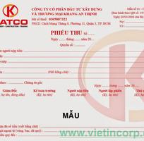 2 Việt In chuyên gia in nhanh tờ rơi, tờ gấp, catalog, hóa đơn bán lẻ, phiếu xuất kho