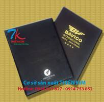 Chuyên cung cấp cuốn menu, nơi làm bìa da nhà hàng, địa chỉ làm bìa da khách sạn giá rẻ,