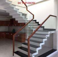 3 Lan Can Cầu Thang Kính Cường Lực Tại Đà Nẵng -DCWINDOW