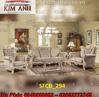 5 Sofa tân cổ điển đẹp, cao cấp, sang trọng chỉ dành cho giới thượng lưu