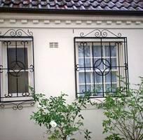 8 Mẫu cửa sổ sắt đơn giản, cửa sổ sắt phong cách hiện đại