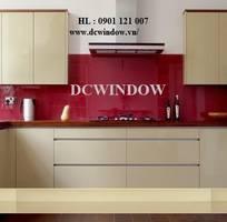 Kín màu ốp bếp DC- DCWINDOW - ĐÀ NẴNG