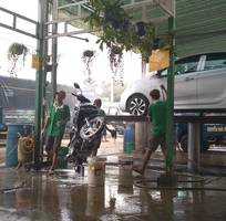 1 Rửa xe sach nhất Hóc Môn - Rửa xe Bích Thu