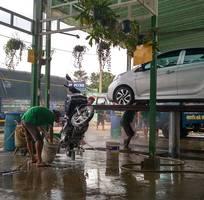3 Rửa xe sach nhất Hóc Môn - Rửa xe Bích Thu