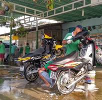 7 Rửa xe sach nhất Hóc Môn - Rửa xe Bích Thu