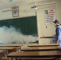 Dịch vụ phun thuốc diệt muỗi trường học tại Hà Nội