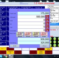 Phần mềm quản lý bán quán café, trà sữa, nhà hàng