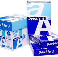 Giấy in, giấy photocopy Double A định lượng 70 khổ A3