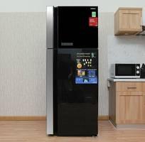 Tủ lạnh Hitachi R-FG560PGV8  GBK  450 lít Inverter