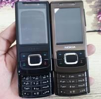 3 Nokia 6500 slide  màu cafe dế cổ siêu chất hệ mặt trời