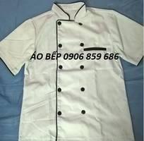 7 Áo bếp và áo tạp vụ có sẵn giá rẻ như mua tại xưởng.