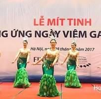Chuyên tổ chức lễ hội ca múa nhạc chuyên nghiệp