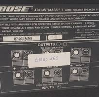 17 Bose Life style Acoustimass M5,M6,M7,M9,M10,M15,M20,M25, M30 và Bose cube array, red line, jewel