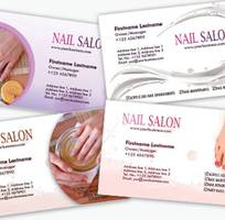 2 Card nail, gift certificate