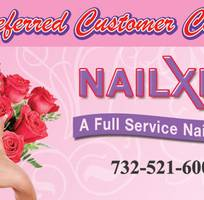 3 Card nail, gift certificate