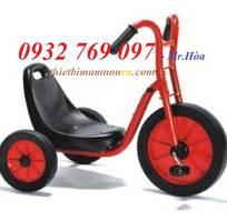 2 Mua xe đạp 3 bánh cho trẻ từ 1 đến 6 tuổi giá rẻ tại tphcm