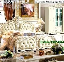 13 Giường ngủ cổ điển cao cấp - đặt mua bộ phòng ngủ phong cách hoàng gia quá xinh