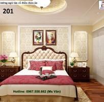 14 Giường ngủ cổ điển cao cấp - đặt mua bộ phòng ngủ phong cách hoàng gia quá xinh