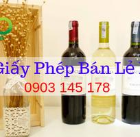 Dịch vụ xin giấy phép bán lẻ rượu cho cửa hàng tại Tp HCM