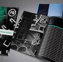 3 Thiết kế catalogue giá rẻ, tiện lợi