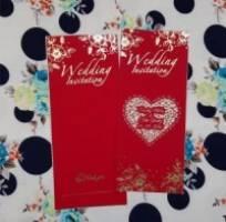 5 Thiệp cưới giá rẻ