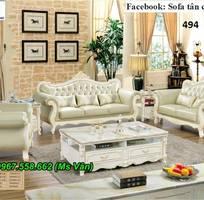 4 Sofa tân cổ điển tphcm - xưởng sản xuất ghế cổ điển phong cách châu âu