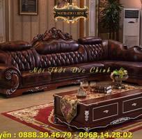 2 Sofa góc L tân cổ điển giá rẻ tại tphcm, bộ sofa chữ L cổ điển mua ở đâu tại Binh Dương